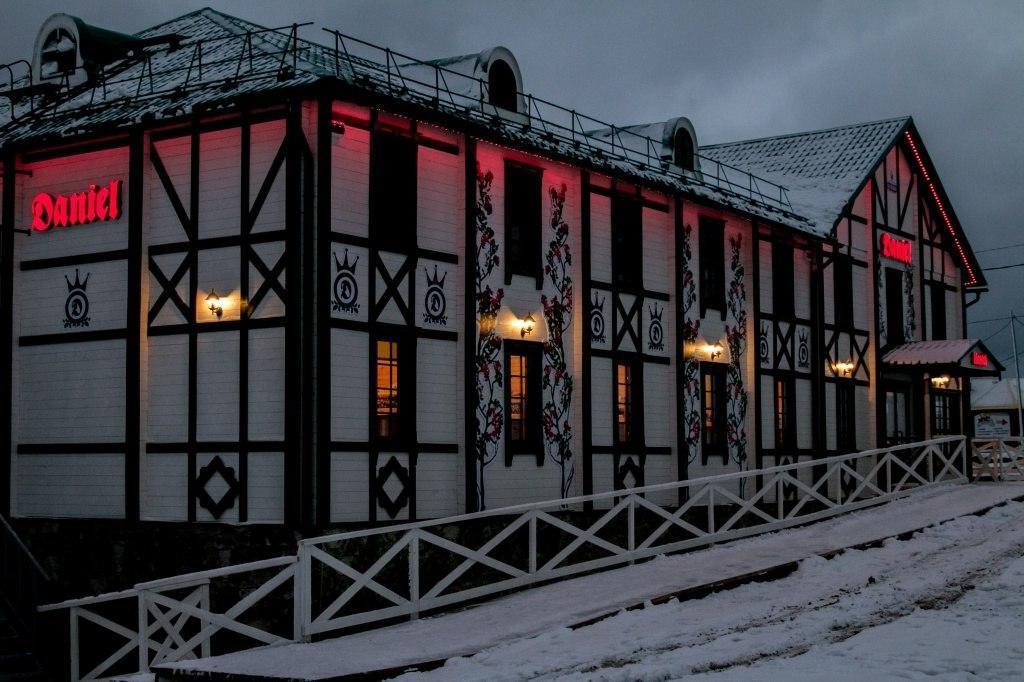 горнолыжный курорт ГУБАХА — автобусный тур из Екатеринбурга
